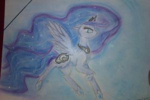 Luna ... second best princess by moonlightgleam