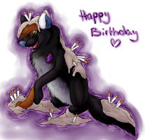 Happy Birthday Blaideii x3 by ScottiLady