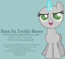 MLP Base 264 by Twiily-Bases