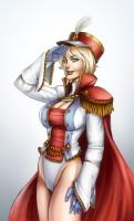 Power Girl by gekonum