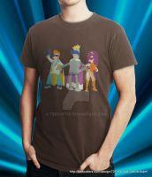 The New Justice Team - Shirt - Male by teebuster