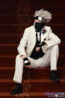 Formal Kakashi by Suki-Cosplay