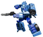 Digibash CW Blurr by leokearon