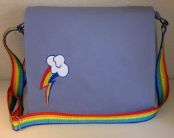 Rainbow Dash Bag by Tirrivee