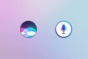 Siri Icon by BluPaper