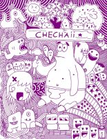 doodle:chechaii by andreakris