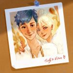 Teddy and Victoire by Natello