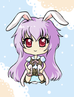 bunny chibi celestria by honey-cookie-flash