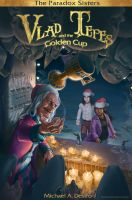 Vlad Tepes and the Golden Cup by TeaInK