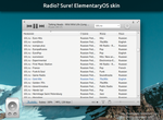 Radio? Sure! ElementaryOS by vicing