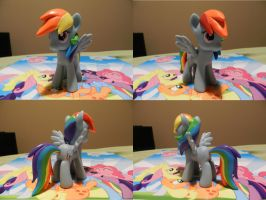 Rainbow Dash Custom by Rion-Noire