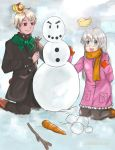 Request : Making a Snowman by ZANNA-Nezuko