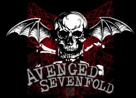 Avenged logo by satin1