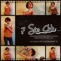 7 Sins Club-Edited texto by Alexia88