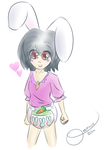 Tewi the Bun Girl by OMUFilly
