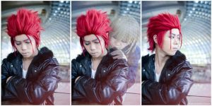 Mikoto n Tatara from Project K by Zakane