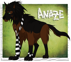 Meet Anaze by Roneri