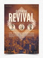 Citywide Revival Flyer/Poster Template by Junaedy-Ponda