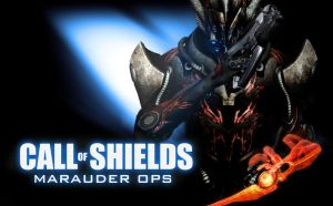 Call of Shields Marauder Ops by XenofireX (Color) by XenofireX