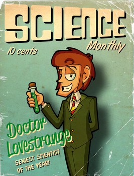 Science Monthly by brothersdude