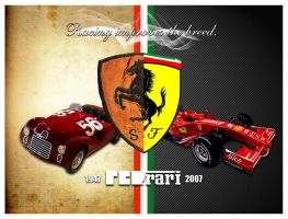 Ferrari Evolution by hatefiles