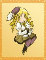 Mami-Sticker by hanyou-cat