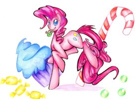 Pinkie Pie's sweets and treats by winddragon24