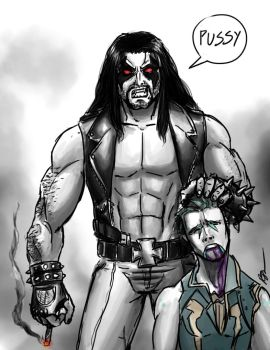 The real Lobo by Perronegro300