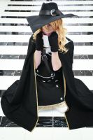 Touhouvania Marisa by AngelCostumes