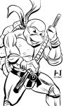 Donatello by IanJMiller