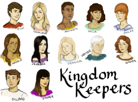 The Kingdom Keepers - Expanded World by kt-grace