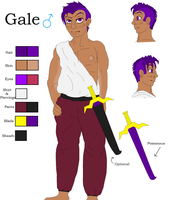 Gale's Human Reference Sheet 2015 by TheDragonInTheCenter