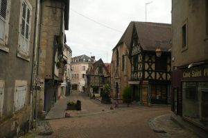 Street in France by Akyra93