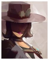 Sheriff by bended
