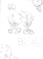 Sonic and Shadow 001 by uberdude3252