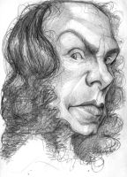 Ronnie James Dio by Parpa