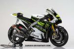 YAMAHA MONSTER ENERGY 2013 by SAMUXX