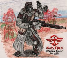 INSIDER Phantom Trooper by Tribble-Industries