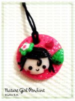 Nature Girl Pendant by ChocoAng3l
