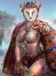 Owl Queen Advanced Version by Daviddleonluis MK7 by Daviddleonluis