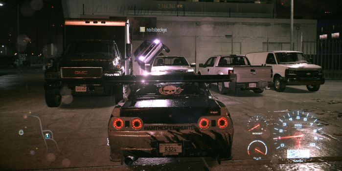 NFS2015 - Parking Problems by JimmyT1996