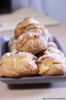 Pate a choux by munchinees