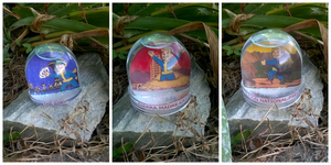 Fallout Snow Globes (cont.) by GeekItLikeMe