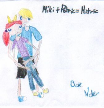 Mitric =) by BlackNecklace
