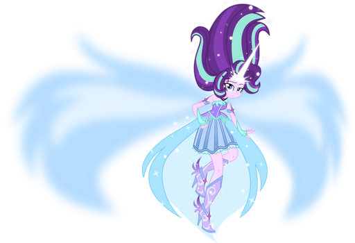 [AU] Stardream Glimmer by LimeDazzle