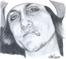 Synyster Gates 2 by MsZVG