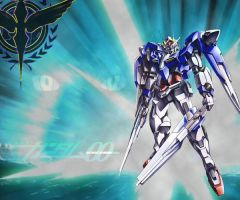Gundam 00 by sharka89