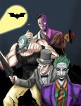 Rogues Gallery by JJangJae