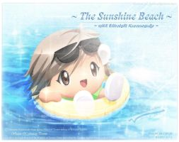 Sunshine day wih Shiraishi by Kauthar-Sharbini