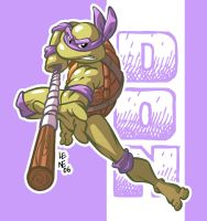 Donatello by BezerroBizarro